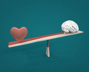 Balancing heart and brain in your everyday actions