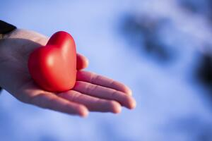 Extend your heart with generosity and wisdom